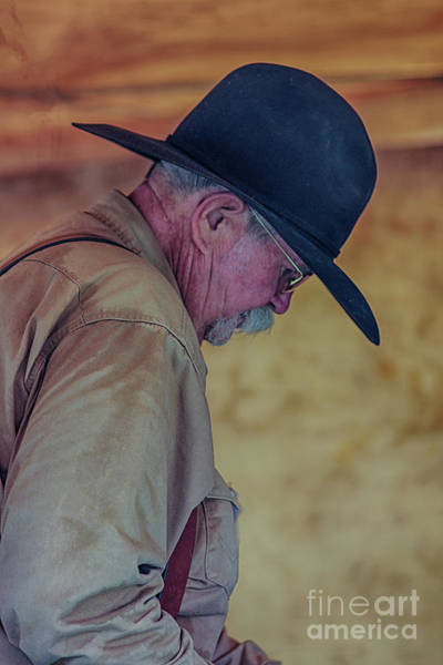 Photograph - The Blacksmith by Natural Abstract Photography
