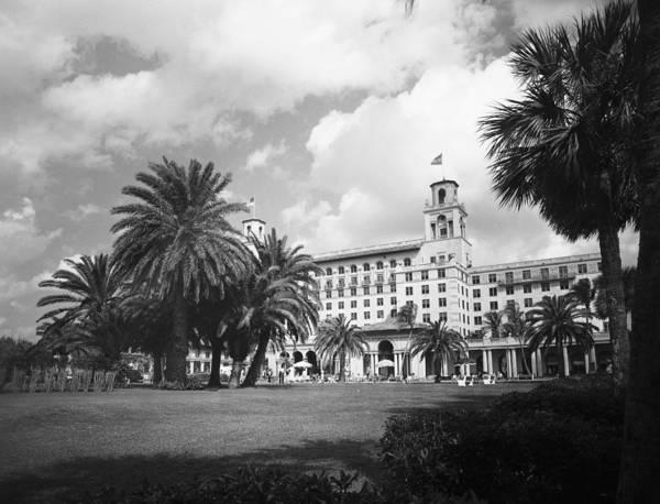Palm Beach Photograph - The Breakers Hotel, Palm Beach by Bert Morgan