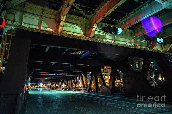 Wall Art - Photograph - The Bridge And The City by Bruno Passigatti