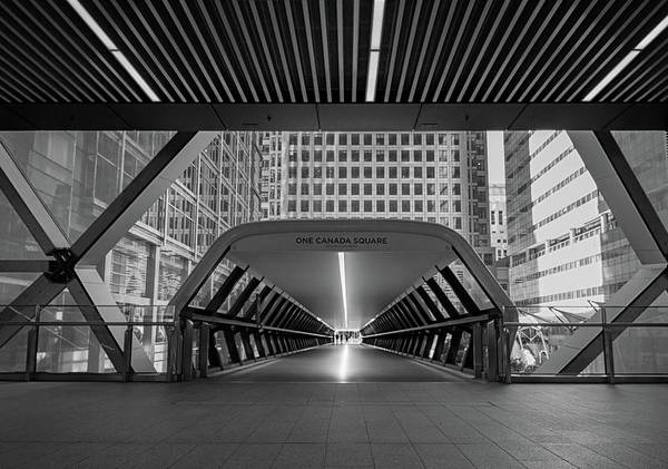 Wall Art - Photograph - The Bridge by Martin Newman
