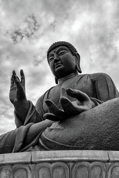 Photograph - The Buddha Of The Western Paradise by Rick Berk