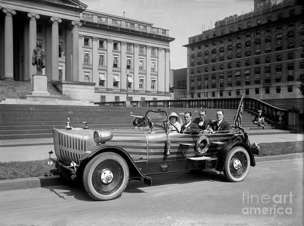 Wall Art - Photograph - The Budmobile 1924 by Jon Neidert