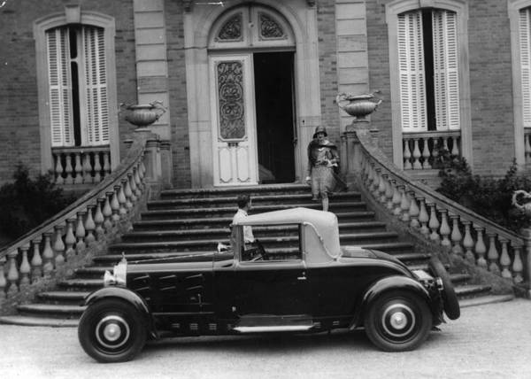 Wall Art - Photograph - The Bugatti by Hulton Collection