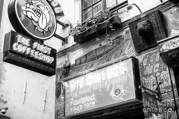 Wall Art - Photograph - The Bulldog Amsterdam by John Rizzuto