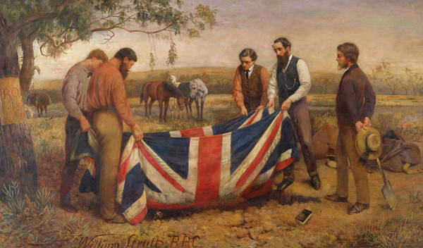 Wall Art - Painting - The Burial Of Burke, 1911 by William Strutt