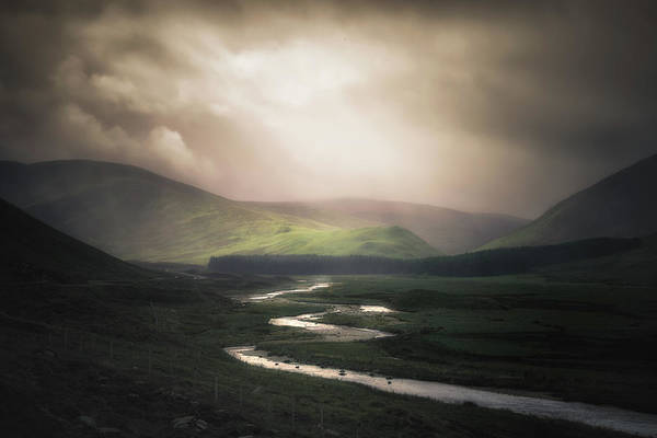 Cairngorms Photograph - The Cairngorms by Chris Fletcher