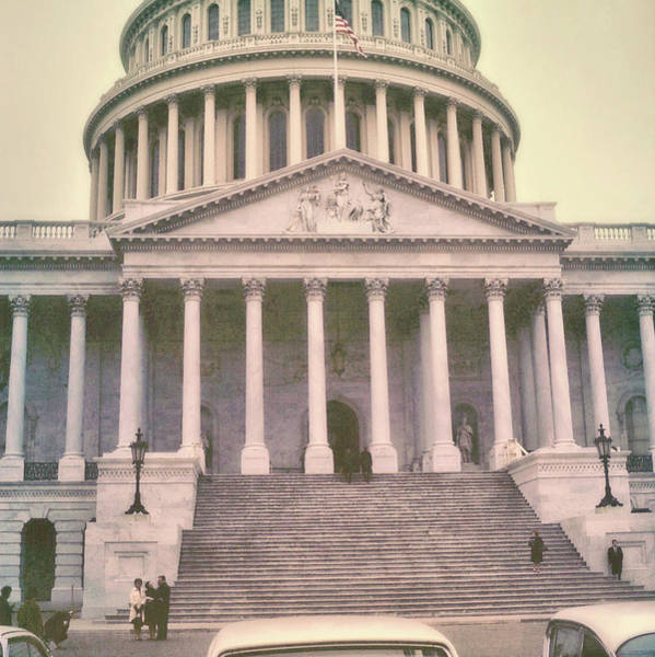 Photograph - The Capitol by JAMART Photography