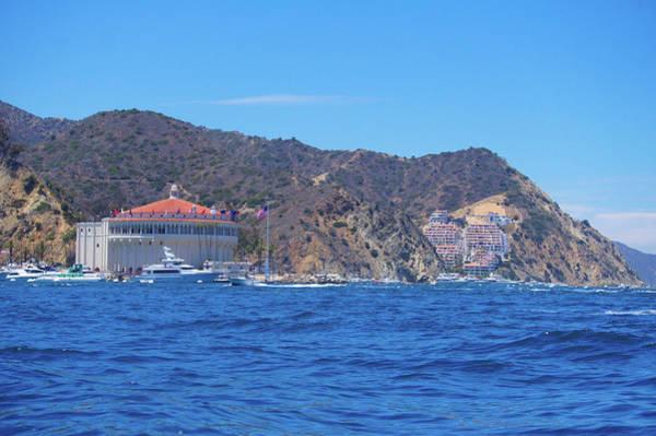Wall Art - Photograph - The Casino On Catalina Island by Art Spectrum