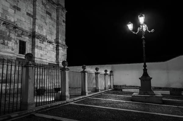 Photograph - The Cathedral's Corner by Borja Robles