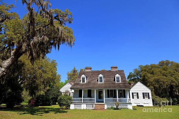 Photograph - The Charles Pinckney House by Jill Lang