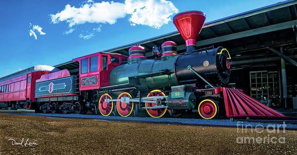 Photograph - The Chattanooga Choo-choo by David Levin