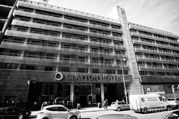Wall Art - Photograph - The Clayton Hotel Cardiff Lane Dublin Republic Of Ireland Europe by Joe Fox