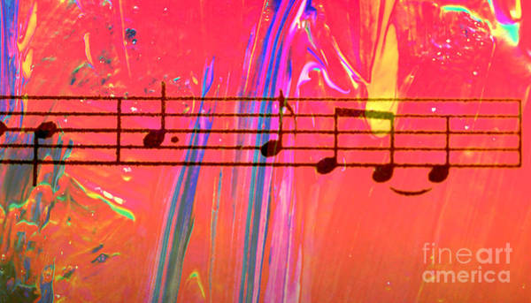 Wall Art - Photograph - The Color Of Music by Jeff Swan