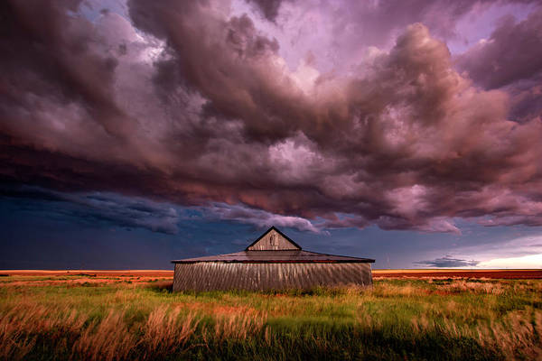 Wall Art - Photograph - The Colors Of Cheyenne Wells by Brian Gustafson