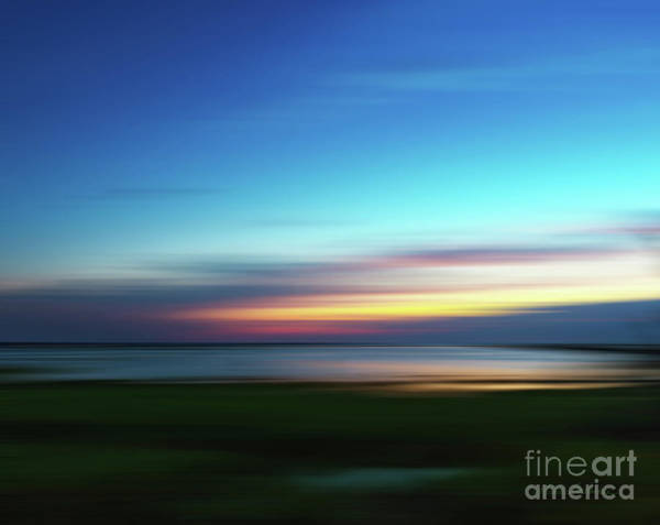 Photograph - The Colors Of Dusk by Michelle Constantine