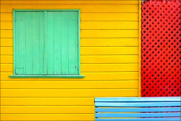 Buenos Aires Photograph - The Colours Of Caminito by By Felicitas Molina