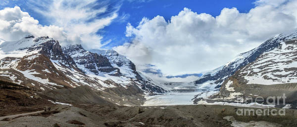 Wall Art - Photograph - The Columbia Icefields Parkway  by Robert Bales