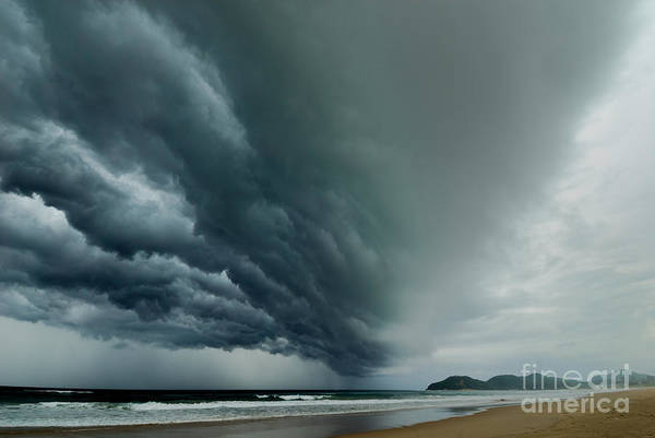 Wall Art - Photograph - The Coming Storm by Mike Phillips