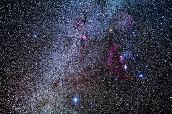 Wall Art - Photograph - The Constellation Of Orion by Alan Dyer