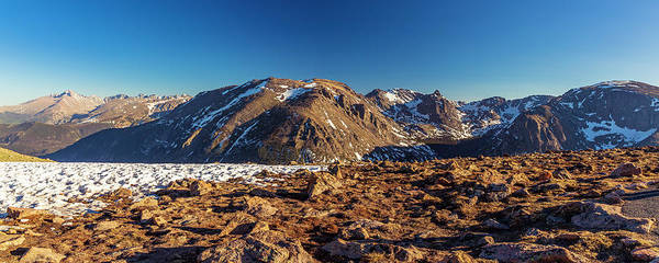 Photograph - The Continental Divide by ProPeak Photography