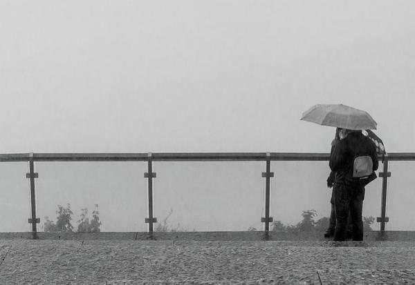 Photograph - The Conversation by John Dakin