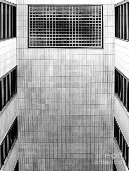 Multi-storey Wall Art - Photograph - The Courtyard by DiFigiano Photography