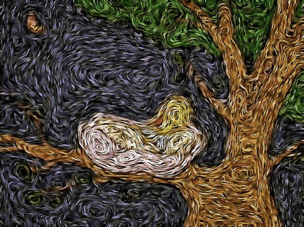 Digital Art - The Cradle Will Fall by Mario Carini