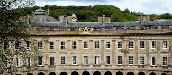 Photograph - The Crescent In Buxton England by Scott Lyons