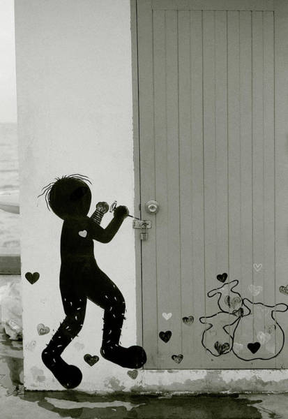 Photograph - The Criminal by Shaun Higson