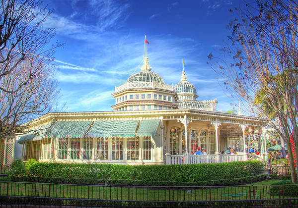 Wall Art - Photograph - The Crystal Palace Restaurant by Mark Andrew Thomas