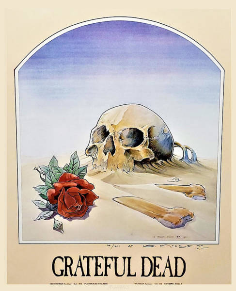 Photograph - The Dead by Rob Hans