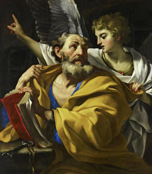 Wall Art - Painting - The Deliverance Of Saint Peter, 17th Century by Emilian School