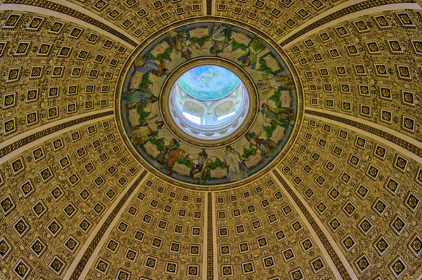 Photograph - The Dome by Stewart Helberg