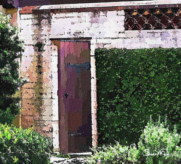 Photograph - The Door 3 by Susan Molnar