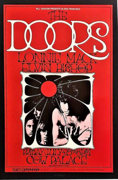 Photograph - The Doors by Rob Hans