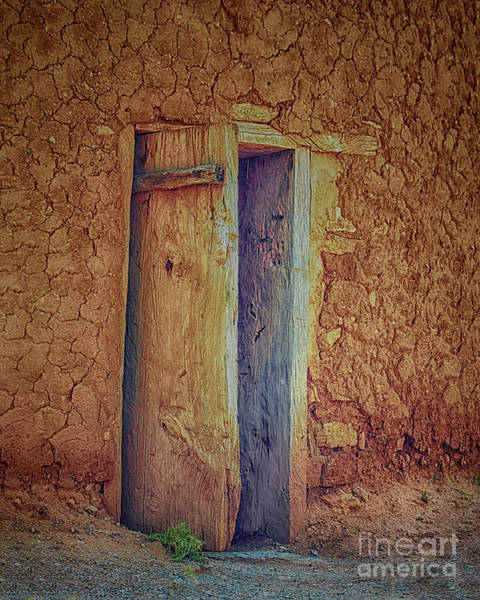 Photograph - The Doorway by Natural Abstract Photography