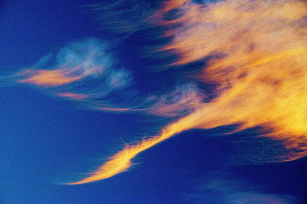 Photograph - The Dragons Tail by Paul W Faust - Impressions of Light