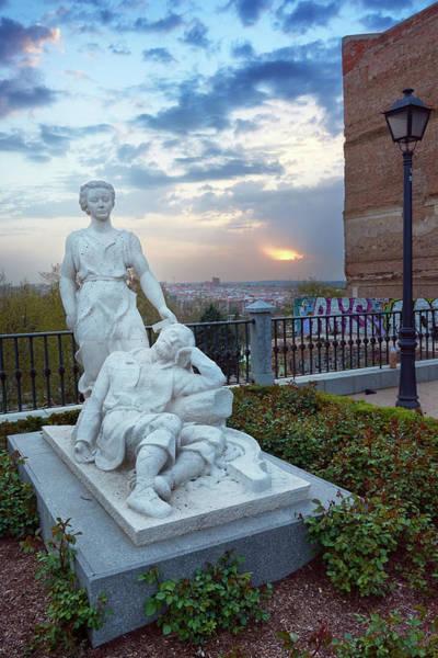 Photograph - The Dream Of San Isidro by Fine Art Photography Prints By Eduardo Accorinti