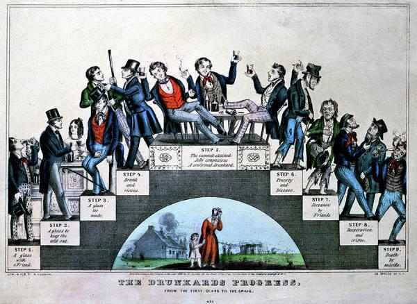 Photograph - The Drunkard's Progress by Doc Braham