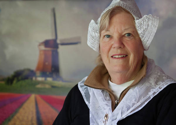 Photograph - The Dutch Lady by Tatiana Travelways