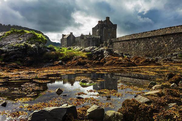 Fairy Pools Photograph - The Eilean Donan Castle by Debra and Dave Vanderlaan