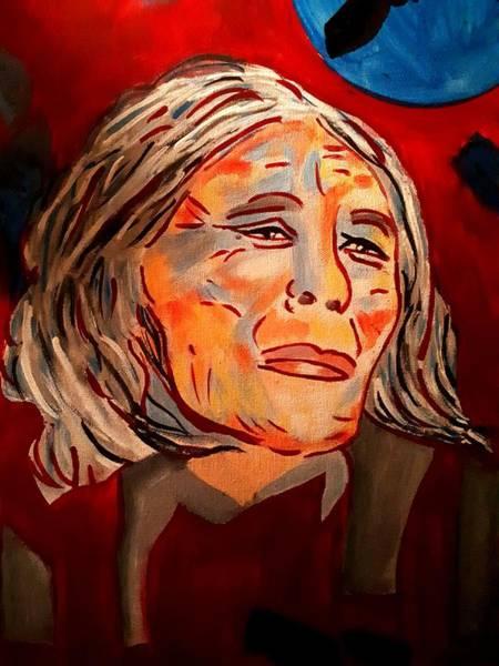 Painting - The Elder by Nikki Dalton