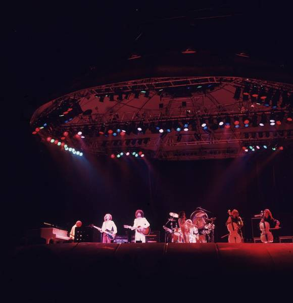 Concert Hall Photograph - The Elo by Keystone