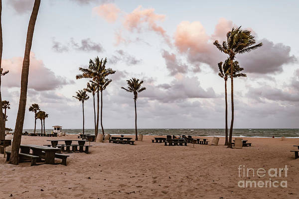Flagler Beach Photograph - The End Of Hurricane Season by Claudia M Photography