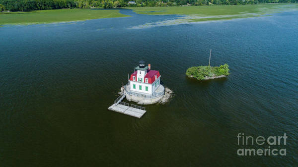 Photograph - The Esopus Lighthouse by Joe Santacroce