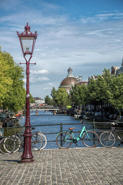 Photograph - The Essence Of Amsterdam by Jemmy Archer