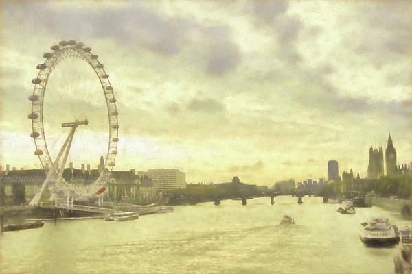 Photograph - The Eye Of London Art by JAMART Photography