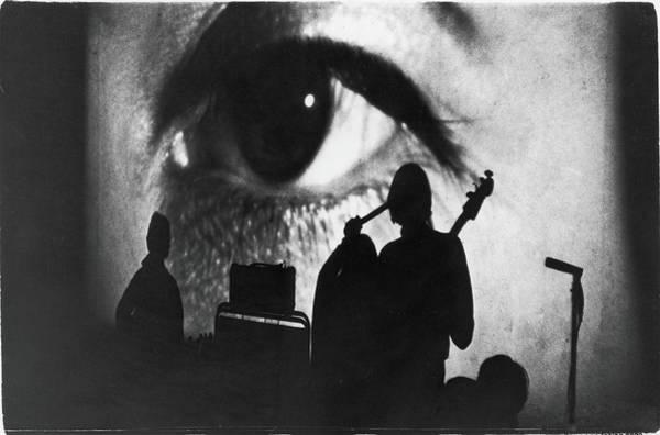 Wall Art - Photograph - The Eye Of The Velvet Underground by Fred W. McDarrah