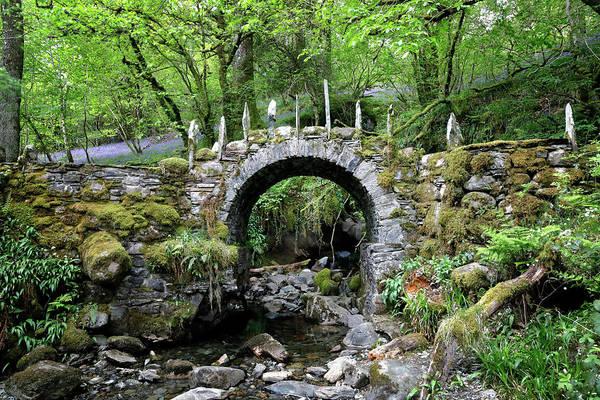 Photograph - The Faerie Bridge Of Fas Na Cloiche by Nicholas Blackwell