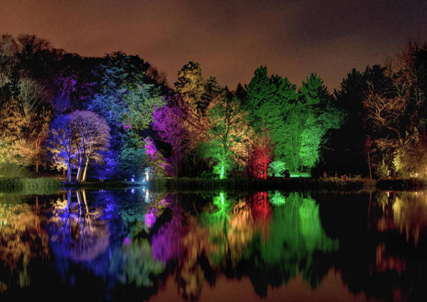 Photograph - The Festival Of Lights by Alan Campbell